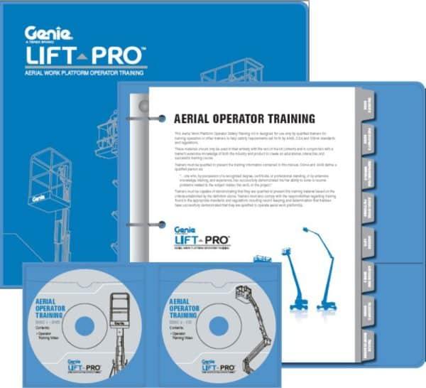 Aerial Work Training Kit