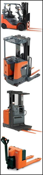 Forklift Training Types