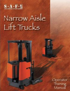Narrow Aisle Lifts Operators Manual