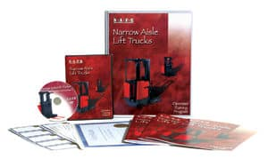 Narrow aisle training kit