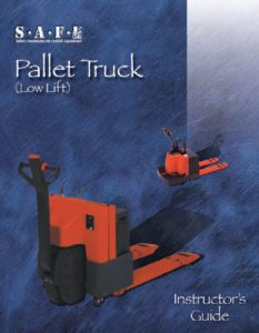 Pallet Truck Instructor's Guide