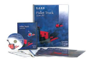 Pallet Truck Training Kit
