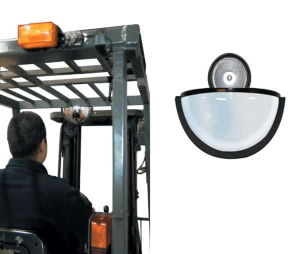 Anti Blind Spot Dome Mirror