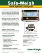 SAFE-WEIGHT brochure