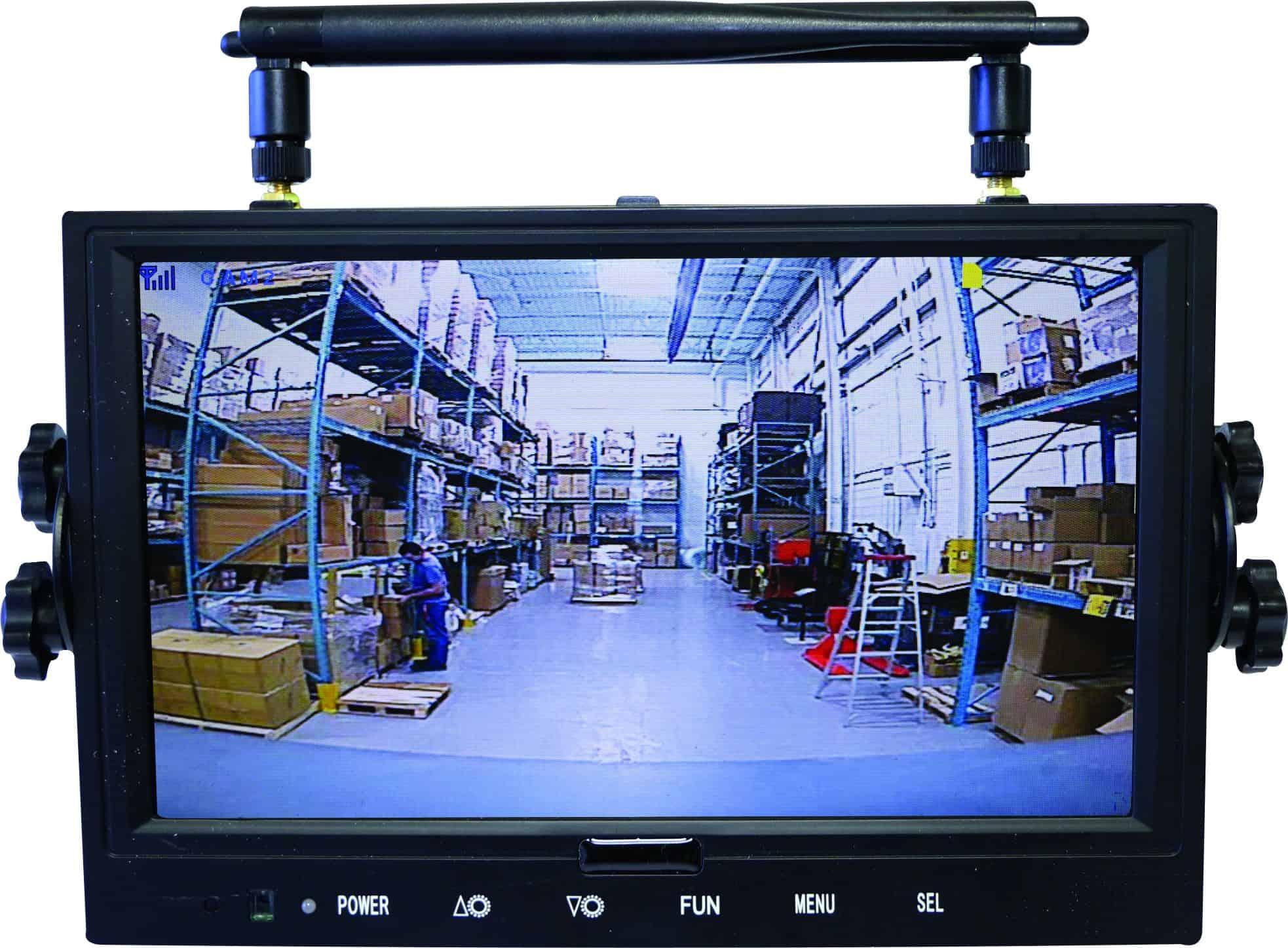Forklift Wireless Video Camera