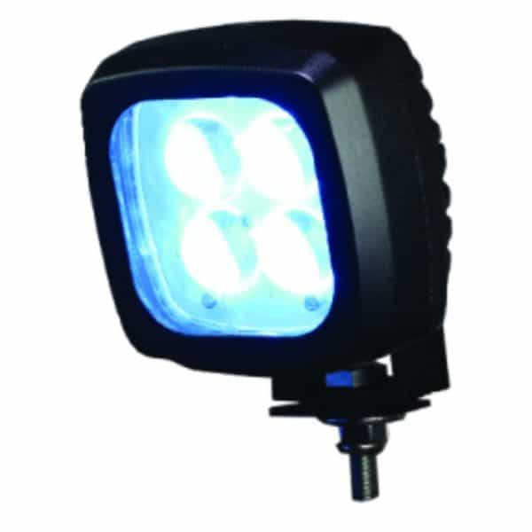 Big Blue Safety Light - Front