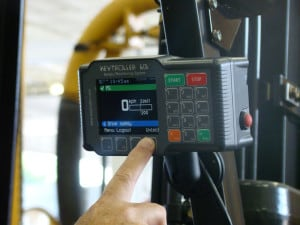 forklift monitoring systems - keytroller