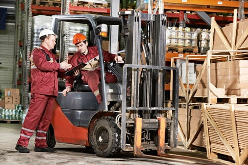 choosing a good forklift trainer